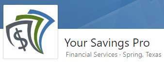 Your Savings Pro LinkedIn Company Page