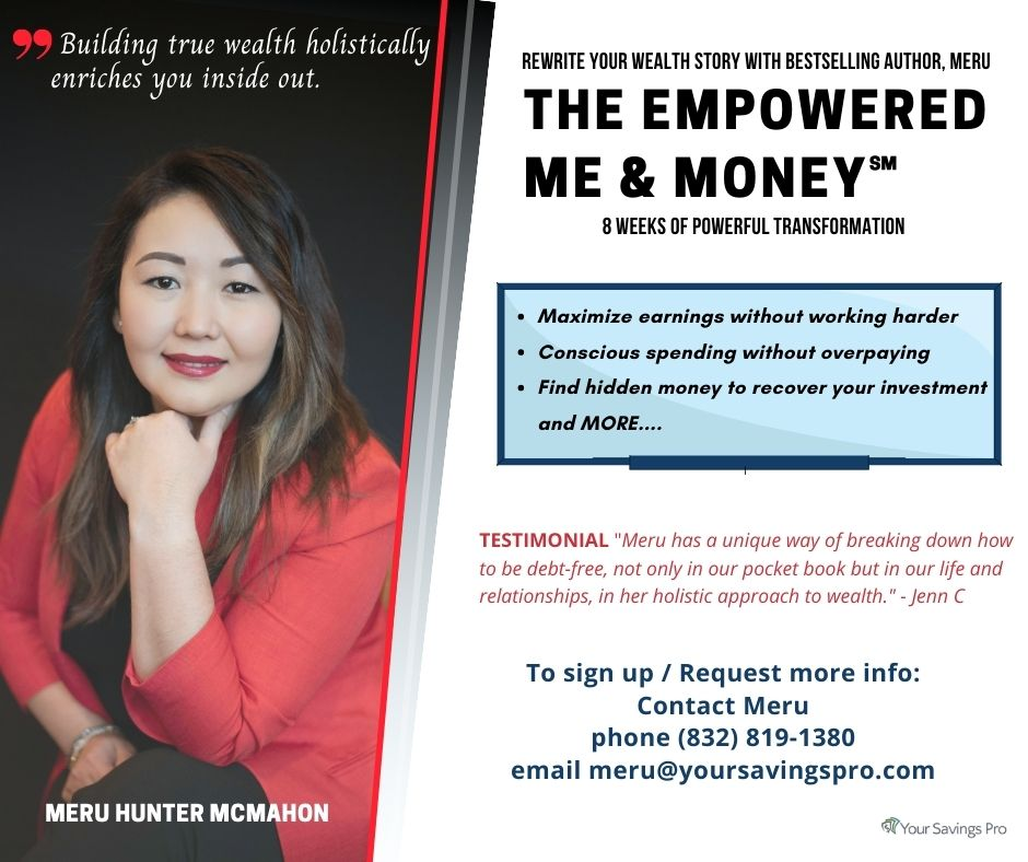 The Empowered Me and Money℠
